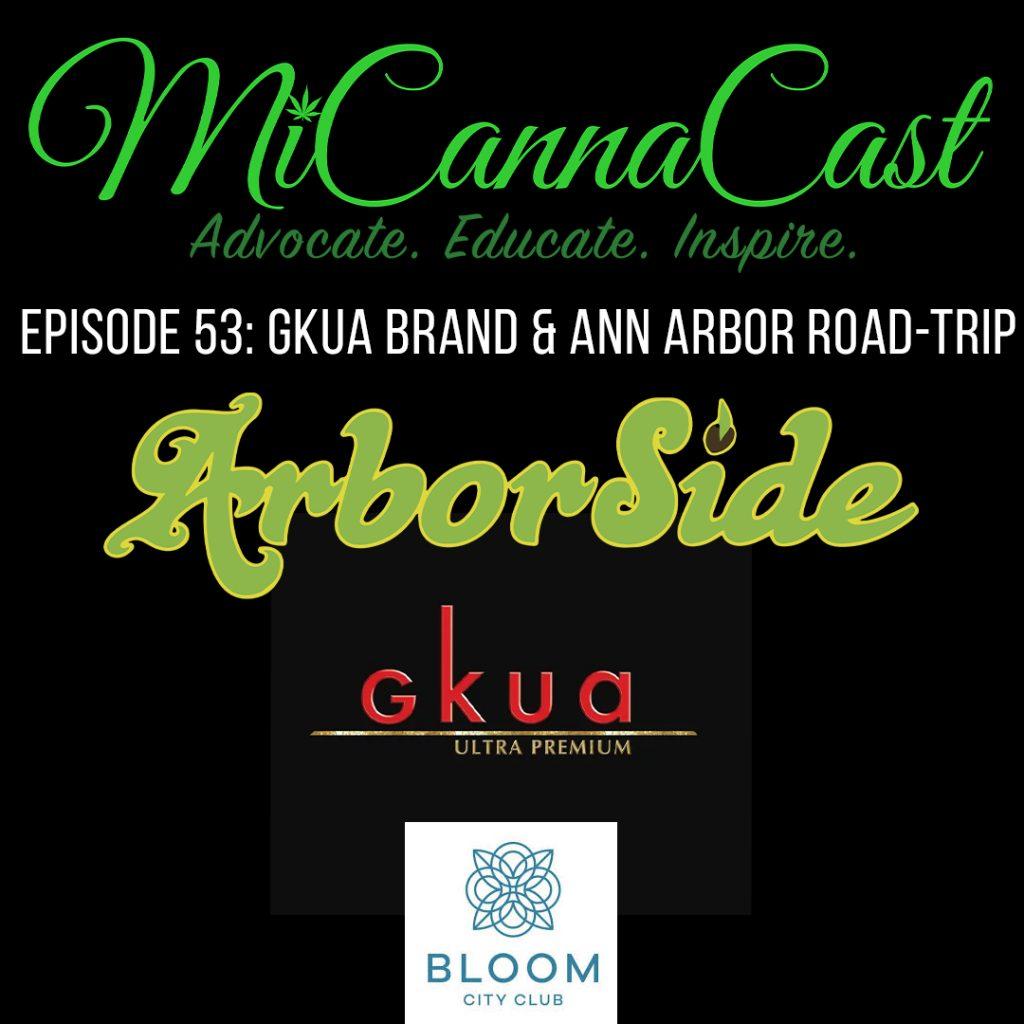 GKUA BRAND & ANN ARBOR ROAD-TRIP