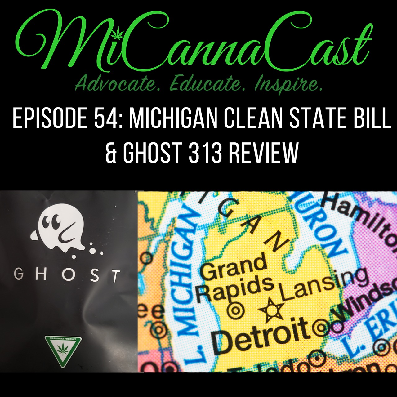 Michigan Clean State Bill & Ghost 313 Review